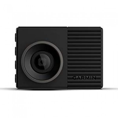 "Garmin Dash Cam 46 Full HD vehicle recorder, 2.0"" 320 x 240 pixels Display, 1080p@30fps,140 degrees, Micro SD, Incident Detection sensor automatically saves footage of collisions and incidents, Voice Control"