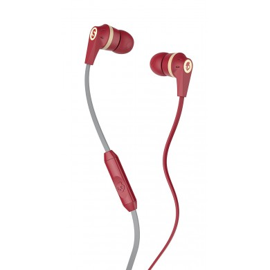 SkullCandy S2IKHY-481 INKD 2.0 in-ear w/Mic 1, ill famed/red/cream