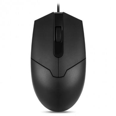 SVEN RX-30, Optical Mouse, 1000 dpi, USB,  2m, Black