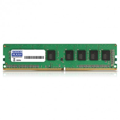 16GB DDR4-2400  GOODRAM, PC19200, CL17, 1024x8, 1.2V