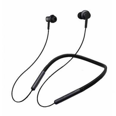 """Xiaomi """"Mi Bluetooth Neckband Earbuds"""" EU (stereo), Black, Bluetooth 4.1, 8h play time, Standby 280hrs, Communication distance 10m, Sweat resistant and durable, Song Switching"""