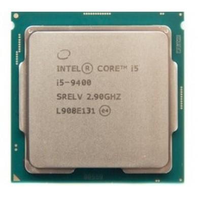 Intel® Core™ i5-9400, S1151, 2.9-4.1GHz (6C/6T), 9MB Cache, Intel® UHD Graphics 630, 14nm 65W, tray