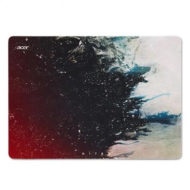 ACER NITRO Mouse Pad, M size, Black, Dimensions:  355 x 255 x 3 mm, Fibre Surface, Spirits Motif, Back: Anti-slip, Non-hazardous