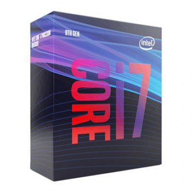 Intel® Core™ i7 9700, S1151, 3.0-4.7GHz (8C/8T), 12MB Cache, Intel® UHD Graphics 630, 14nm 65W, Box