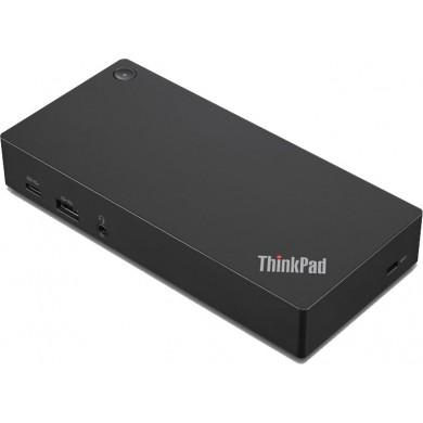 Lenovo Think Pad USB-C Dock Gen 2 (2xDP, 1xHDMI, 3xUSB3.1, 2xUSB2.0, 1xUSB-C,1xAudio Combo Jack, 1xRJ-45, 90W)