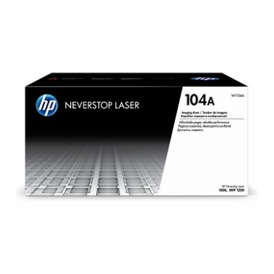 HP 104A, Neverstop Imaging Drum, Black (20 000 pages)