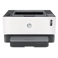 Printer HP Neverstop Laser 1000w, White,  A4, 600 dpi, up to 20 ppm, 32MB, up to 20000 pages/month, High speed USB 2.0, Wi-Fi 802.11b/g/n, Wi-Fi Direct print by apps, PCLmS, URF, PWG (Reload kit W1103A and W1103AD, drum W1104A )