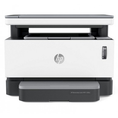 All-in-One Printer HP Neverstop Laser MFP 1200a, White, A4, 600 dpi, up to 20 ppm, 64MB, up to 20000 pages/month, High speed USB 2.0, PCLmS, URF, PWG (Reload kit W1103A and W1103AD, drum W1104A )