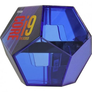 Intel® Core™ i9-9900KF, S1151, 3.6-5.0GHz (8C/16T), 16MB Cache, No Integrated GPU, 14nm 95W, Retail (without cooler)