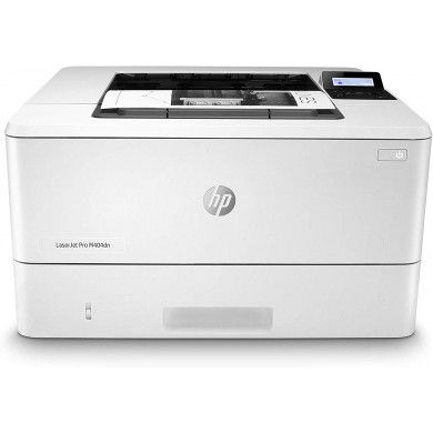 Printer HP LaserJet Pro M404dn, White,  A4, 1200 dpi, up to 38 ppm, 256MB, Duplex, Up to 80000 pages/month, USB 2.0, Ethernet 10/100, PCL 5, PCL 6, Postscript, HP ePrint, Apple AirPrint, CF259A/X Cartridge ( 3000/10000 pages)