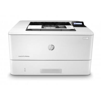 Printer HP LaserJet Pro M404dw, White,  A4, 1200 dpi, up to 38 ppm, 256MB, Duplex, Up to 80000 pages/month, USB 2.0, WiFi Direct, Ethernet 10/100, PCL 5, PCL 6, Postscript, HP ePrint, Apple AirPrint™, CF259A/X Cartridge ( 3000/10000 pages)