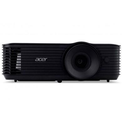 ACER X1326AWH (MR.JR911.001) DLP 3D, WXGA, 1280x800, 20000:1, 4000Lm, 10000hrs (Eco), HDMI, VGA, Wi-Fi (optional), Audio Line-out, 3W Mono Speaker, Black, 2,80kg