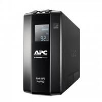 APC Back-UPS Pro BR900MI, 900VA/540W, AVR, 6 x IEC Sockets (all 6 Battery Backup + Surge Protected), RJ-11/ RJ-45 Data Line Protection, LCD Display, PowerChute USB Port