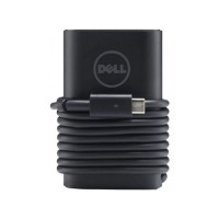 DELL European 65W AC Adapter Type-C with 1m power cord included.
