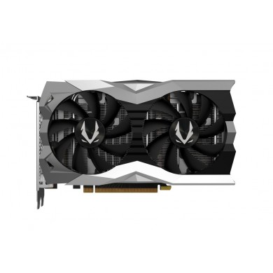 ZOTAC GeForce RTX 2060 SUPER Mini 8GB GDDR6, 256bit, 1650/14000Mhz, Dual Fan / IceStorm 2.0, HDCP, 1xHDMI, 3xDisplayPort, Metal Wraparound Backplate, FireStorm Utility, Medium Pack
