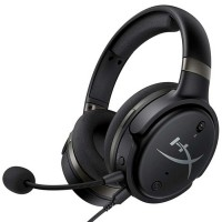 Planar headset  HyperX Cloud Orbit S, Black, Solid aluminium build, Microphone: det., Frequency response: 10Hz–50,000 Hz, USB-C to USB-A: 3m / USB-C to USB-C:1.5m / 3.5mm: 1.2m, Audeze™ planar magnetic drivers, Waves Nx head Tracking Technology