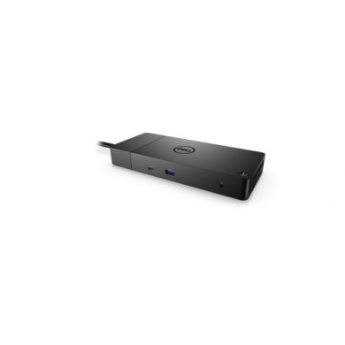 Dell Performance Dock WD19DC, 240W -  USB-C 3.1 Gen 2, USB-A 3.1 Gen 1 with PowerShare, Combo Audio/Headset, Audio Out, DisplayPort 1.4, HDMI 2.0b, USB-C Multifunction DisplayPort, Dual USB-A 3.1 Gen 1, Gigabit Ethernet