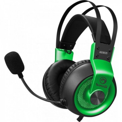 "MARVO ""HG9035GN"" Marvo Headset HG9035 Wired Gaming 7.1, Backlight,  Green"