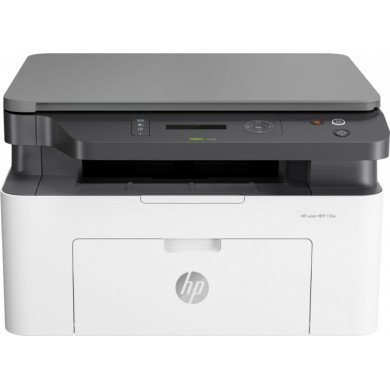 MFD HP LaserJet Pro M135a, White, A4, up to 20ppm, 128MB, 2-line LCD, 1200dpi, up to 10000 pages/monthly, HP ePrint, Hi-Speed USB 2.0, Apple AirPrint™; Google Cloud Print™ HP W1106A (106A ~1000 pages 5%)