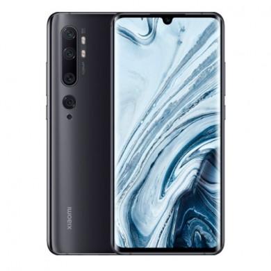 "Xiaomi Mi Note 10 EU 128GB Black, 6.53"" 1080x2340 IPS, Snapdragon 730G, Octa-Core 2.2GHz, Adreno 618, 6GB RAM, 108MP+12MP+8MP+20MP+2MP/32MP, NFC, LED flash, 5260mAh, WiFi-AC/BT5.0, LTE, Infrared Port, Android 9 (MIUI 11)"