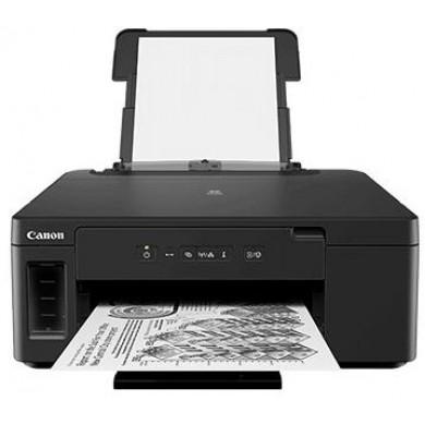 Printer Canon Pixma GM2040, Color(optional!) Printer/Duplex/Wi-Fi/LAN, A4, Print 4800x1200dpi_2pl,  ESAT 13/6.8 ipm, USB 2.0,Canon PRINT, 1 ink tank: GI-40(6000 pg), 3xGI-40 in box!  cart. CL-441 (180 pg),CL-441XL(400 pg) NOT INCLUDED.