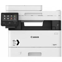 MFD Canon i-Sensys MF446X, Mono Printer/Copier/Color Scanner,Net,WiFi, A4, 600x600 dpi, 38ppm, Up to 80k ,1Gb, Scan 9600x9600dpi-24 bit, 12.7 cm LCD,Paper Input  250-sheet tray, 100-sheet tray, USB 2.0,  Cartridge 057/057H (2400/10000 pages* 5%)