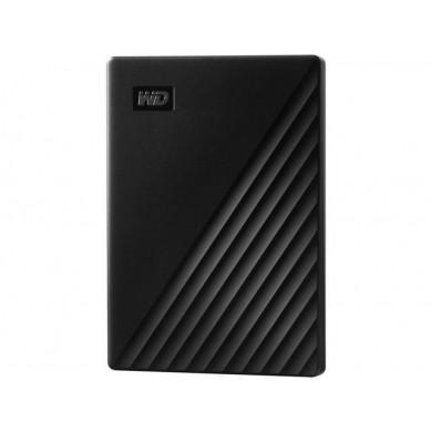 "2.5"" External HDD 2.0TB (USB3.0)  Western Digital ""My Passport Ultra"", Black, Durable design, Password protection + 256-bit AES hardware encryption"
