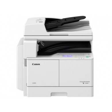 MFP Canon iR2206iF Mono Copier/Net Printer/Scan/Fax, DADF 50p, Platen, A3/11ppm, A4/22ppm, print 600x600dpi, scan 300x300dpi, 25–400%, 64-128g/m2, 128Mb,1x250-sheet Cassette+80, 10k pag per month, Set : Drum C-EXV42_66k pag, Toner C-EXV42_10200 pag