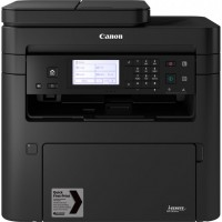 MFD Canon i-Sensys MF269DW, Mono Printer/Copier/Color Scanner/Fax, DADF(50-sheet),Duplex,Net,WiFi, A4, 28ppm, 512Mb, 1200x1200dpi, 60-163г/м2, Scan 9600x9600dpi-24 bit, 250sheet tray,B&W Touch Screen,Max.15k pages per month,Cartridge 051(**00 pages*)