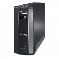 APC Back-UPS Pro BR900G-GR, 900VA/540W, AVR, 5 x CEE 7/7 (3 Battery Backup + 2 Surge Protected), RJ-11/ RJ-45 Data Line Protection, LCD Display, PowerChute USB Port