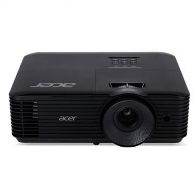 ACER X138WHP (MR.JR911.00Y) DLP 3D, WXGA, 1280x800, 20000:1, 4000Lm, 6000hrs (Eco), HDMI, VGA, USB, 3W Mono Speaker, Audio Line-out, Black, 2,8kg