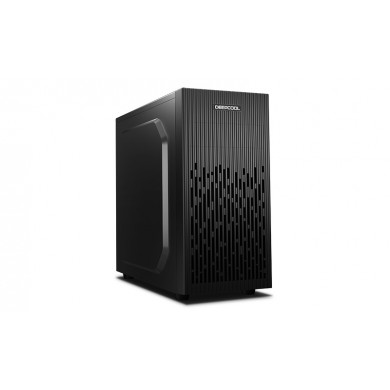 "DEEPCOOL ""MATREXX 30 SI"" Micro-ATX Case, without PSU, 1x 120mm black fan, VGA Compatibility: 250mm, support cable management, 2x 2.5"" Drive Bays, 3x 3.5"" Drive Bays,1xUSB3.0, 1xUSB2.0 /Audio, Black"