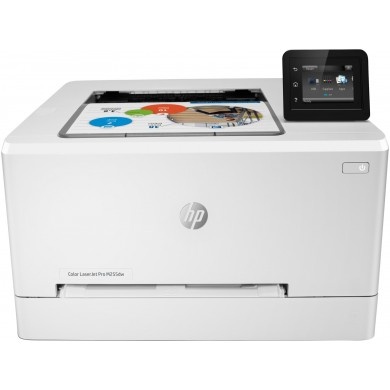 HP Color LaserJet Pro M255dw Up to 22 ppm/22 ppm, 600 x 600dpi, Up to 40,000 pages, 800 MHz, 256MB DDR, 256MB flash,USB 2.0 port; Ethernet 10/100; 802.11n 2.4/5GHz wireless, 2.7'' color graphic touch screen, HP PCL6; HP PCL5c; HP 206A B/C/Y/M(1350 p)