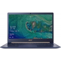 "ACER Swift 5 Charcoal Blue (NX.HU4EU.005), 14.0"" IPS FHD Multi-Touch (Intel Core i5-1035G1 4xCore, 1.0-3.6GHz, 8GB (1x8) DDR4 RAM, 256GB PCIe NVMe SSD, NVIDIA GeForce MX350 2GB GDDR5, WiFi-AC/BT, FPR, Backlit KB, 3cell,HD Webcam, RUS, 0.99kg,14.9mm)"