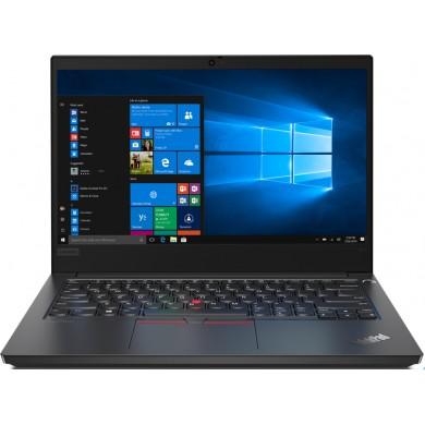 "Lenovo ThinkPad E14 14.0"" FHD IPS AG 250nits (Intel Core i5-10210U, Intel® UHD Graphics, 1x8GB DDR4-2666, 256GB SSD M.2 2242 PCIe NVMe, Intel AX201 11ax +BT5.0, TPM, FPR, NON backlit KB, 65W USB-C, Win10Pro, ALL Auminum Black, 1.73kg)"