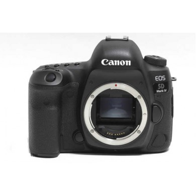 DSLR Camera CANON EOS 5D Mark IV Body (1483C027)