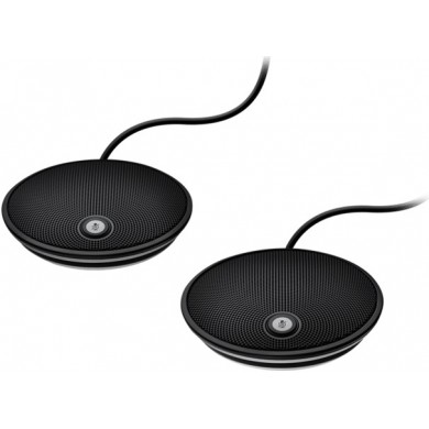 LogitechExpansionMicrophone(2pack)forGROUPcamera