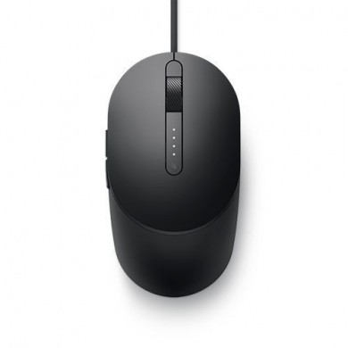 Dell Laser Wired Mouse - MS3220 - Black (570-ABHN)