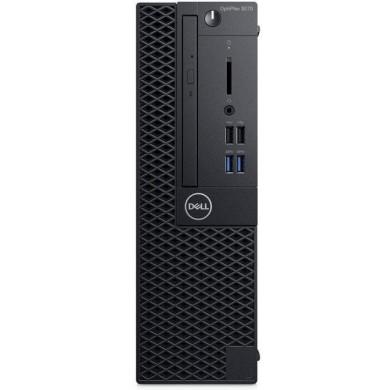 Calculator DELL OptiPlex 3070 MFF / Intel Core i5 / 8GB / 256GB SSD / Win10Pro / Black