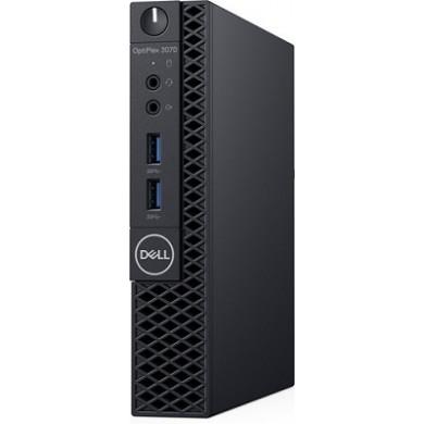 Calculator DELL OptiPlex 3070 MFF / Intel Core i3 / 4GB / 128GB SSD / Win10Pro / Black