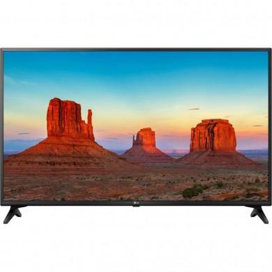 """49"""" LED TV LG 49UK6200 / 4K / SmartTV /  Black"""