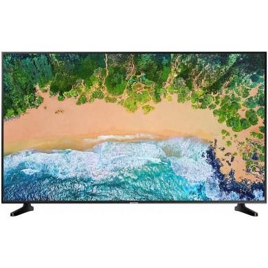 "55"" LED TV SAMSUNG UE55NU7090, Black, 3840x2160 (4K), SmartTV (OS Tizen), PQI 1300Ghz, HDR10+, UHD Dimming, Motion Rate, Auto Motion Plus, Mega Contrast, RMS 2x10W, HDMIx2, USB, WiFi+Lan, S/PDIF, DVB-T2/C/S2/CI+, Vesa 200x200"