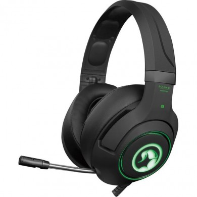 "MARVO ""HG9042GN"" Marvo Headset HG9042 Wired Gaming 7.1, Backlight Green"