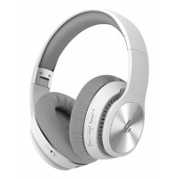 Edifier W828NB White / Bluetooth, Active Noise Canceling, Bluetooth v5.0 aptX,3.5 mm jack, Dynamic driver 40 mm, Frequency response 20 Hz-20 kHz, On-ear controls, Ergonomic Fit, 25 hours playback with Bluetooth and ANC functions switched on