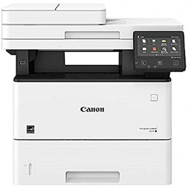 MFP Canon iR1643iF, Mono Printer/Copier/Color Scanner/Fax, DADF(50-sheet), Duplex, Net,  A4, 600x600 dpi, 43ppm, 25–400%,1Gb,Paper Input (Standard) 650-sheet tray, USB 2.0, Gb Ethernet, Wi-Fi, Cartridge T-06 (20500 pages 5%) Not in set.