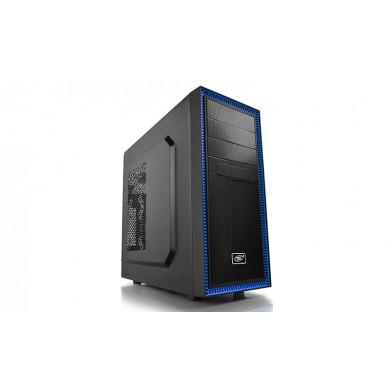 "ATOL PC - Gamer #2: CPU AMD Ryzen 2600 6xCore 4,2GHz/ MB MSI B450M-A PRO MAX/ RAM 8Gb (Kit2*4GB) DDR4-2400 GOODRAM IRDM/ SSD Verbatim 2.5"" 240GB + HDD WD 3.5"" 1TB/ VGA Sapphire Radeon RX5500XT 8GB/ Case Deepcool TESSERACT BF ATX /PSU Xilence XP700R7"