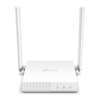 TP-LINK TL-WR844N  N300 Multi-Mode Wireless Router, Broadcom, 2T2R, 300Mbps on 2.4GHz, 802.11n/b/g, Working Modes: Wireless Router, Range Extender, Access Point, WISP, 1 WAN + 4 LAN, 2 fixed antennas