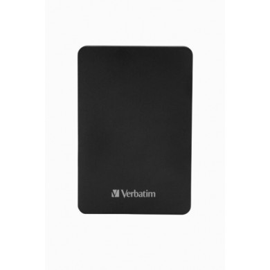 """2.5"""" External HDD 1.0TB (USB3.0)  Verbatim """"Store 'n' Go with SD Card Reader """", Black, SD Card 16GB included, Card Reader: SD4.0: UHS-II Ultra High Speed, Nero Backup Software, Green Button Energy Saving Software"""