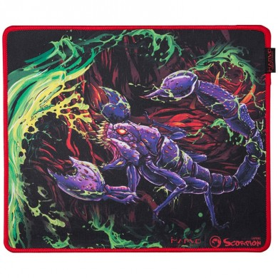 "MARVO ""G22"", Gaming Mouse Pad, Dimensions: 320 x 270 x 3 mm, Material: rubber base + microfiber"