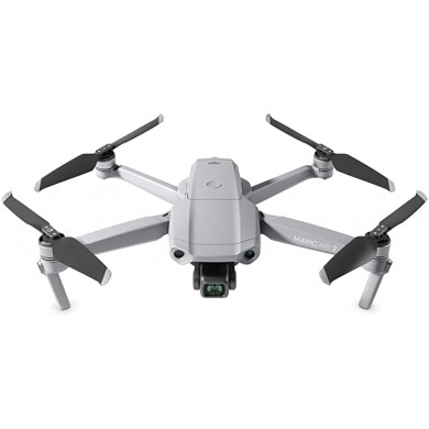 DJI Mavic Air 2 Fly More Combo (EU) - Portable Drone, RC, 48MP photo, 4K 60fps / FHD 240fps camera with gimbal, max. 5000m height / 68.4 kmph speed, flight time 34min, Battery 3500 mAh, 570g (2 extra batteries, charging hub, ND filters, bag)